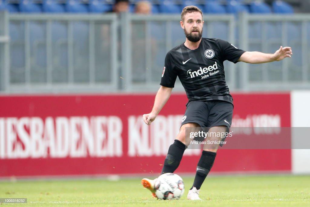 Wehen Wiesbaden v Eintracht Frankfurt - Pre Season Friendly Match : News Photo