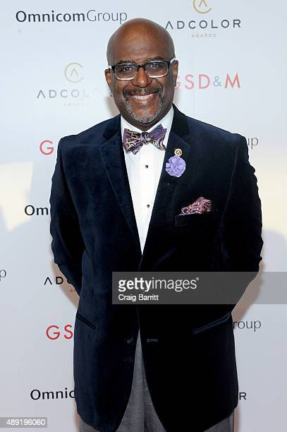 Marc Stephenson Strachan Presenter Vice President Premise Strategy and Multicultural Marketing Diageo North America attends the 9th Annual ADCOLOR...