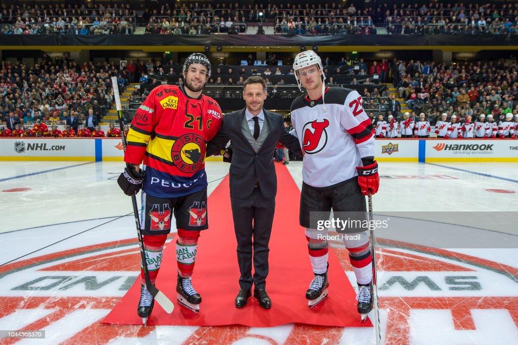 promo code 1c836 0757d Marc Streit, former Swiss professional ice hockey player ...