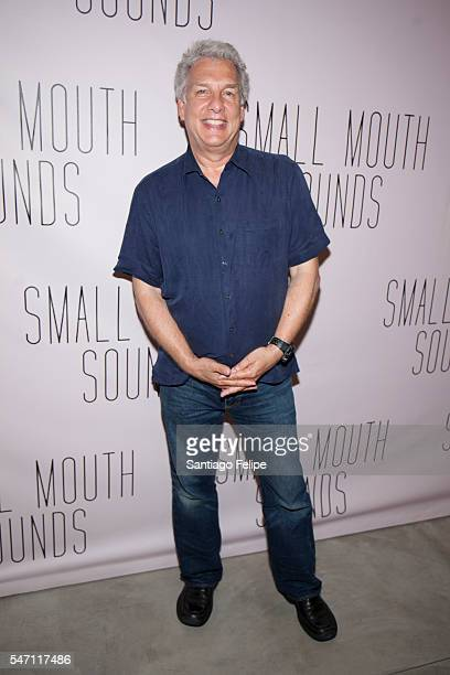 Marc Summers attends 'Small Mouth Sounds' opening night at The Pershing Square Signature Center on July 13 2016 in New York City