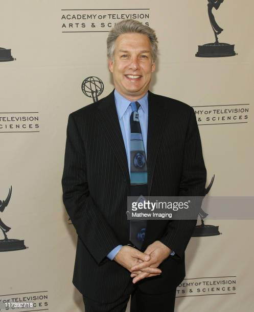 Marc Summers during The Academy of Television Arts & Sciences Presents A Special Evening with Bob Barker at Leonard H. Goldenson Theatre in North...