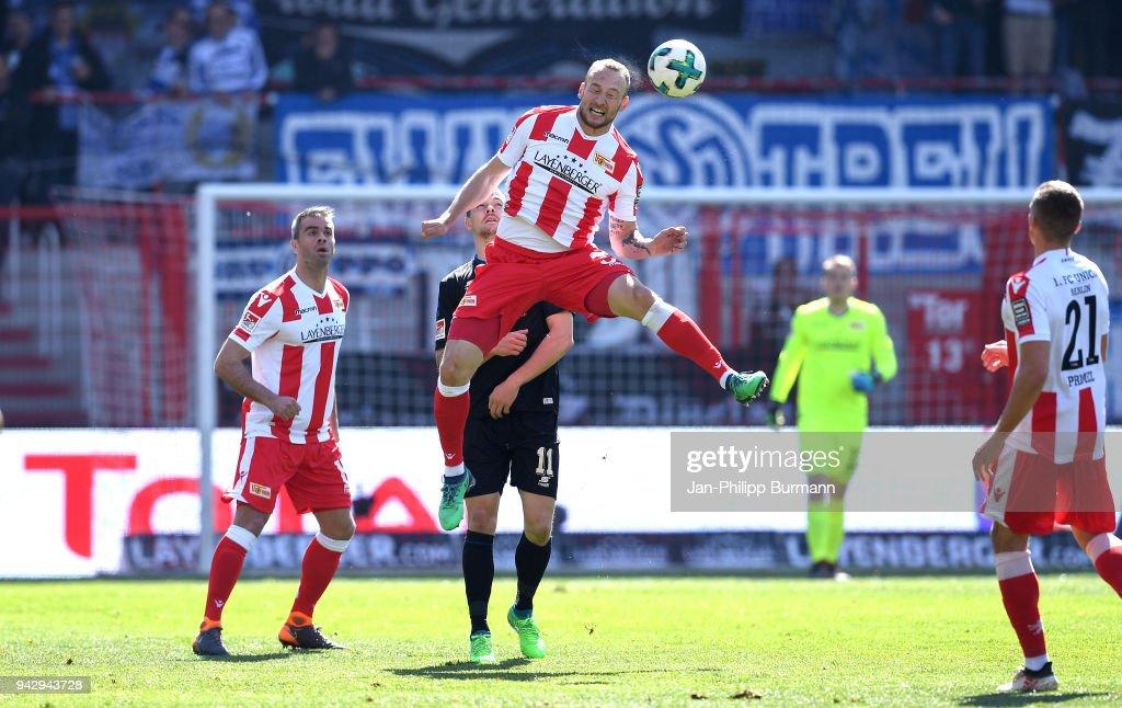 FC Union Berlin v MSV Duisburg - 2nd Bundesliga : News Photo