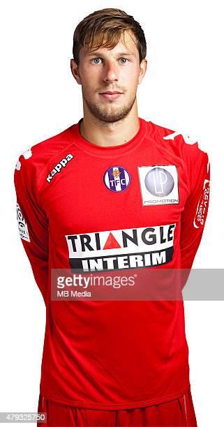 Marc Vidal Portrait Officiel Toulouse Ligue 1 Saada / Icon Sport/MB Media