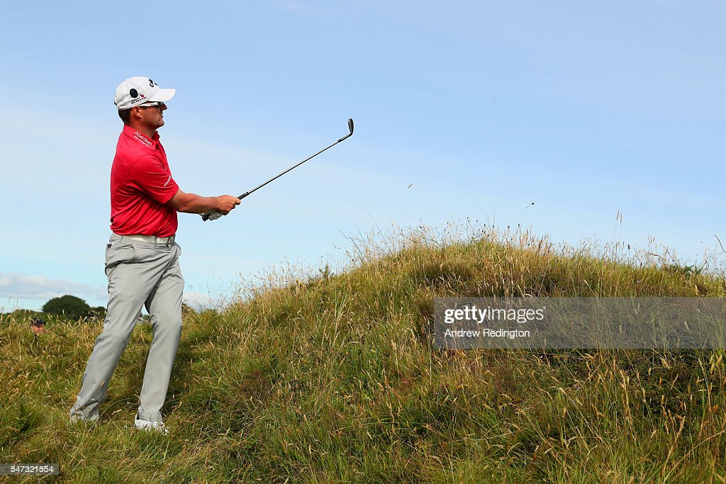 145th Open Championship - Day One : News Photo