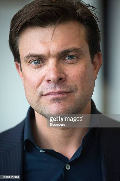 Marc Watson head of BT Vision at BT Group Plc poses for a photograph during the launch of the company's new sports television channel BT Sport in...
