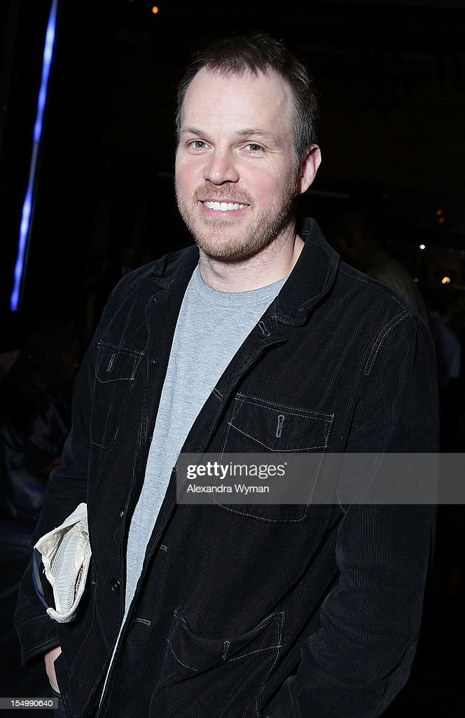 Marc Webb at RADiUS-TWC 'he Details' Premiere hosted by GREY GOOSE Vodka held at The ArcLight Cinemas on October 29, 2012 in Hollywood, California.