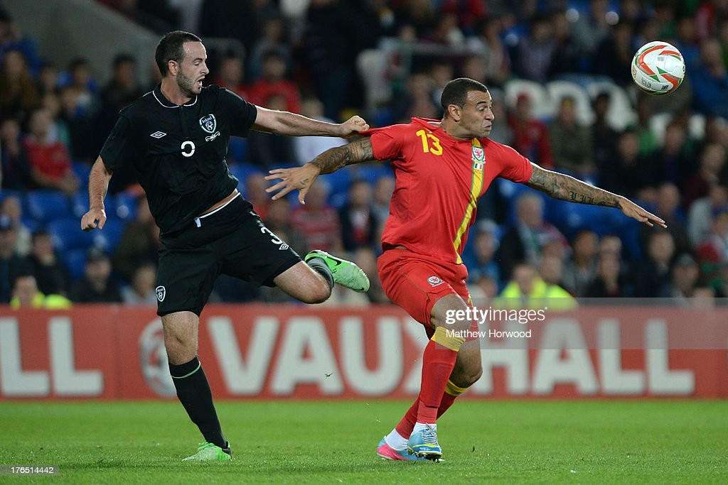 Wales v Ireland - International Friendly : News Photo