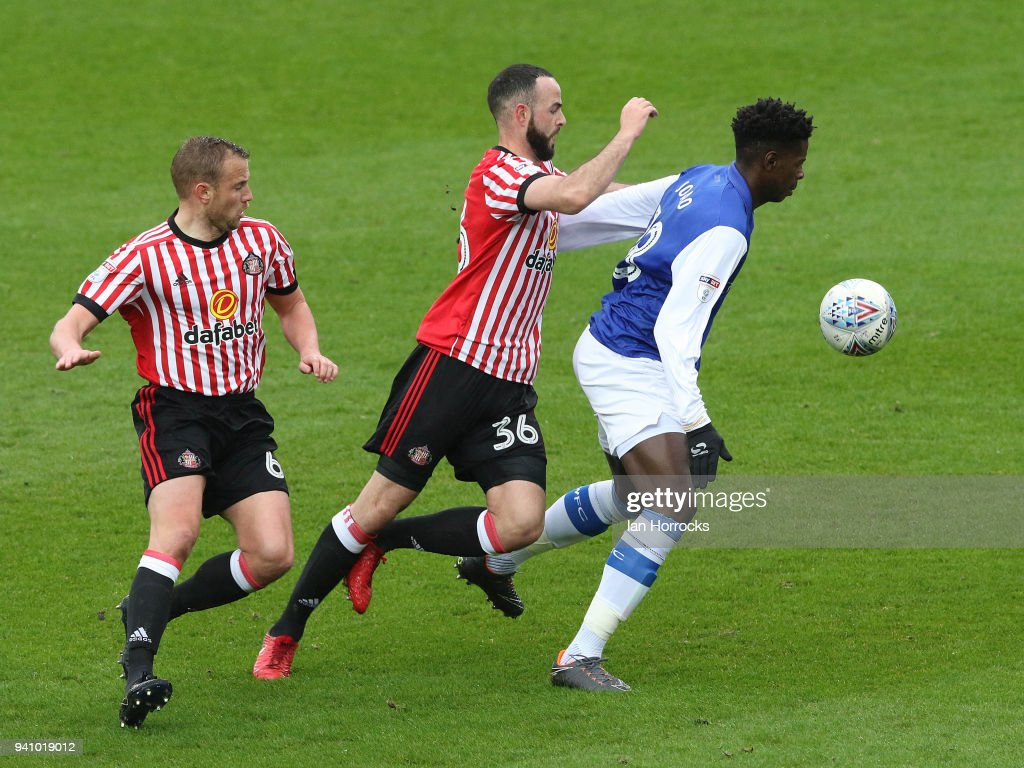 Sunderland v Sheffield Wednesday - Sky Bet Championship