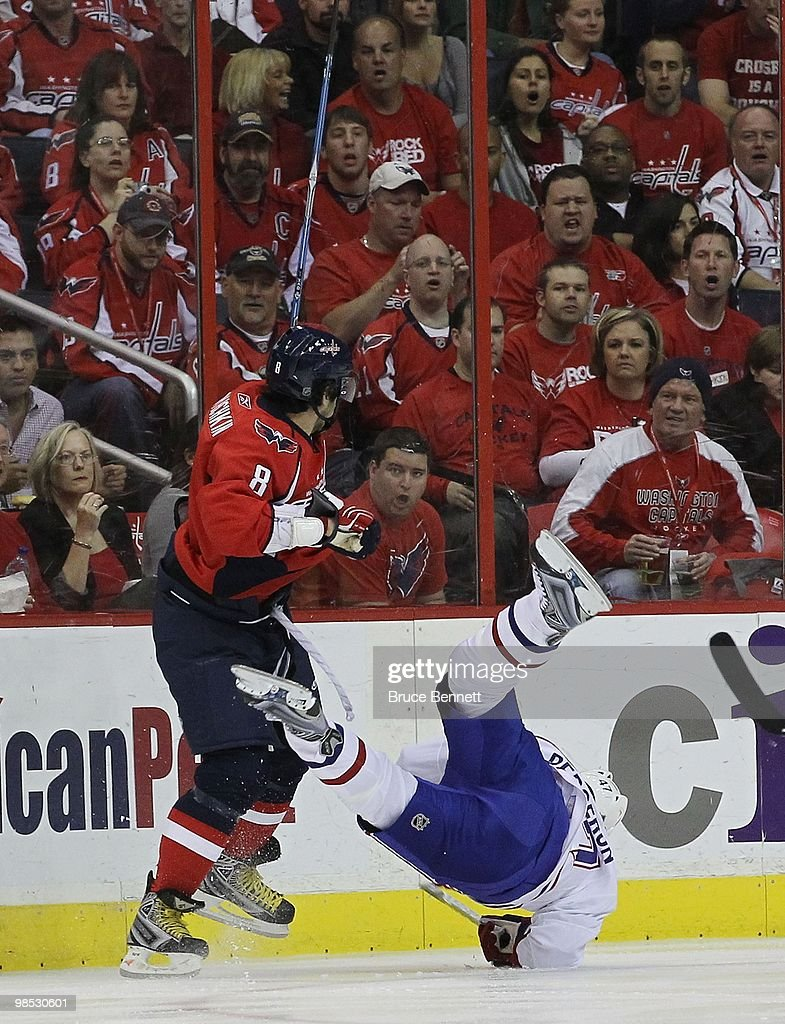 Montreal Canadiens v Washington Capitals - Game Two