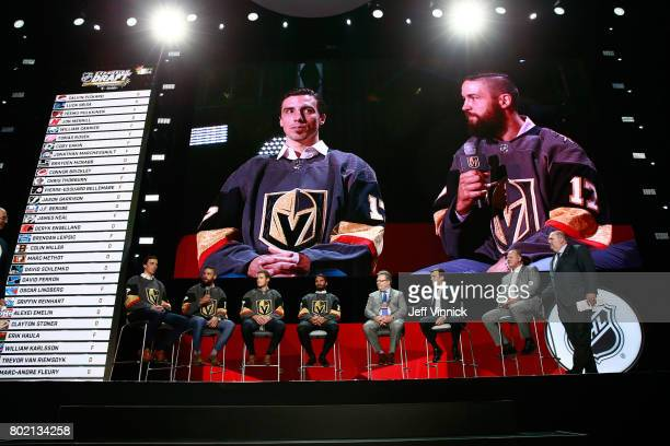 MarcAndre Fleury Deryk Engelland Brayden McNabb Jason Garrison assistant general manager Kelly McCrimmon general manager George McPhee head coach...