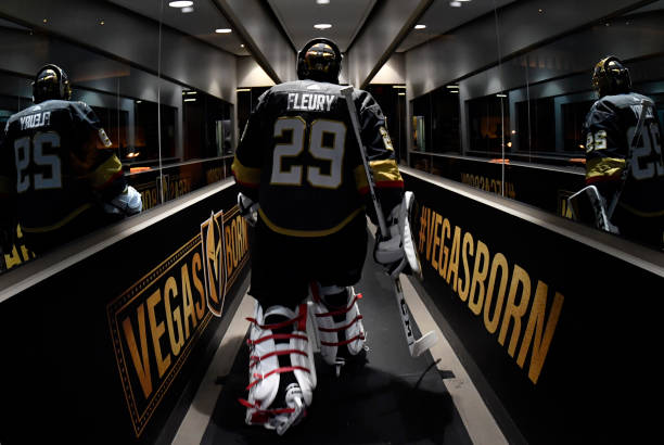 NV: Nashville Predators v Vegas Golden Knights