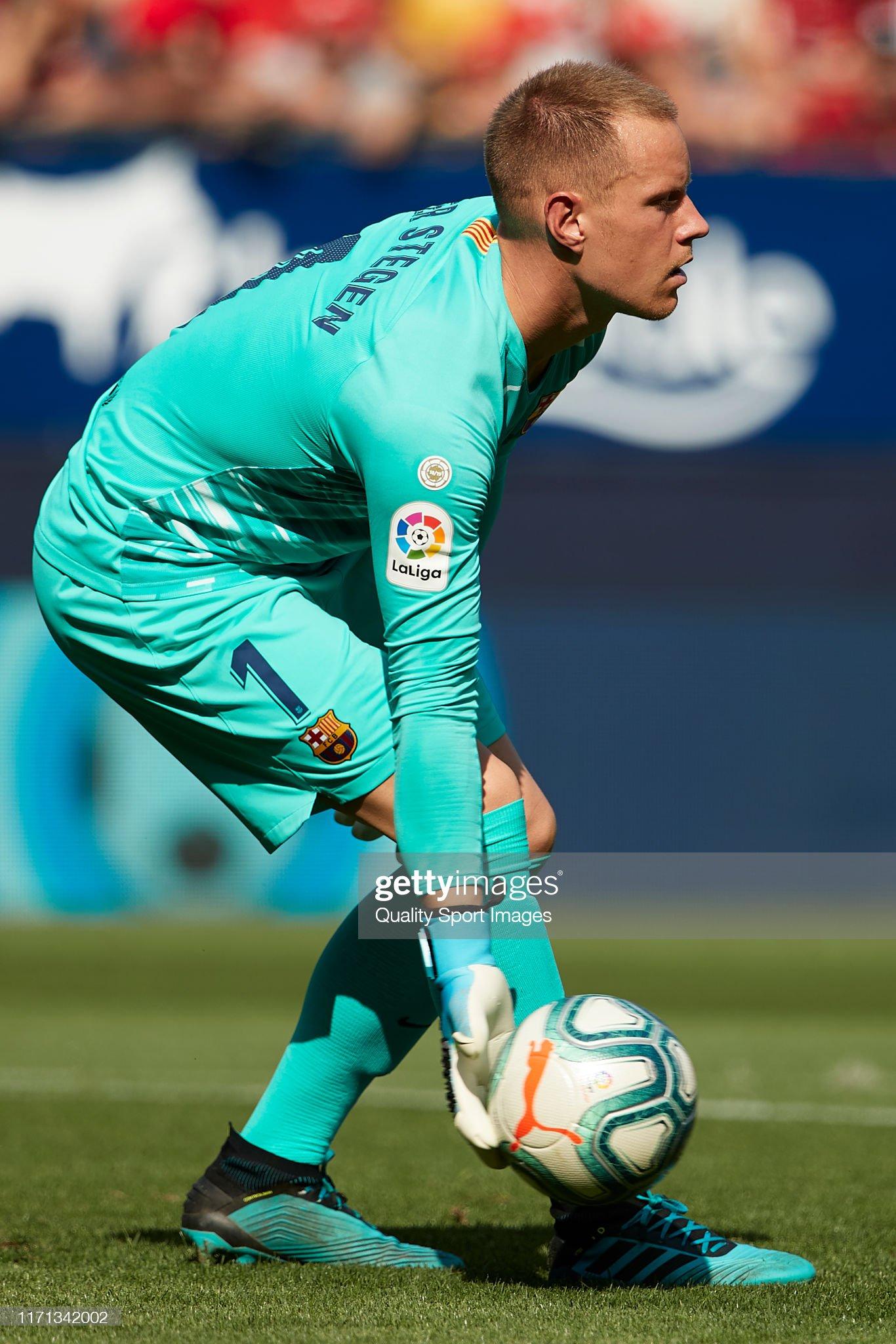 صور مباراة : أوساسونا - برشلونة 2-2 ( 31-08-2019 )  Marcandre-ter-stegen-of-fc-barcelona-in-action-during-the-liga-match-picture-id1171342002?s=2048x2048