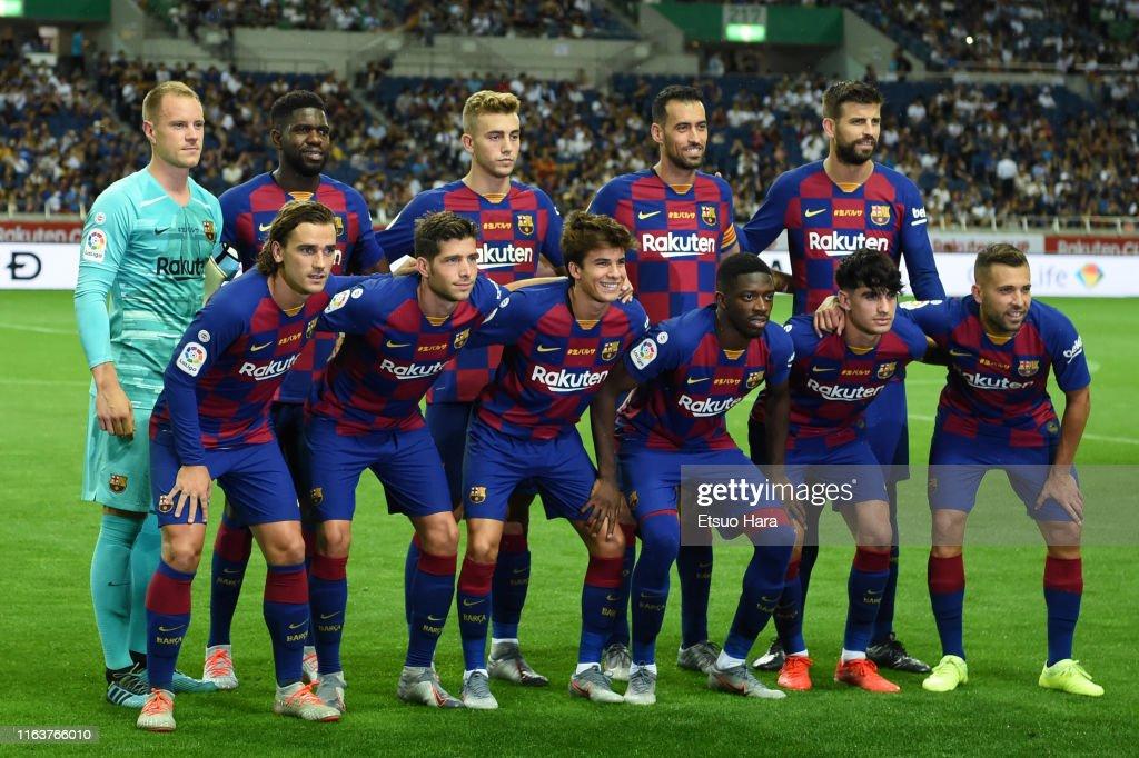Barcelona v Chelsea - Preseason Friendly : ニュース写真