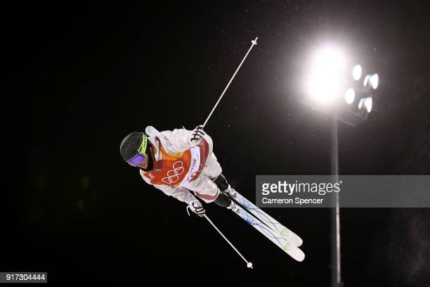 MarcAntoine Gagnon of Canada competes in the Freestyle Skiing Men's Moguls Final on day three of the PyeongChang 2018 Winter Olympic Games at Phoenix...