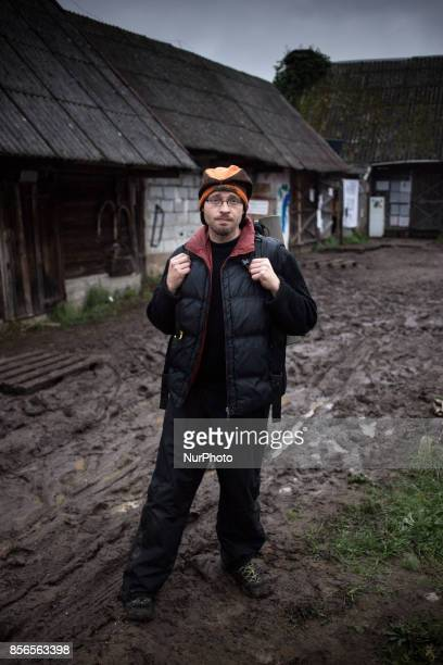 Marcel after one and half month he decided to leave a Camp quotCamp for Forestquot Pogorzelce near Bialowieza on September 22 2017