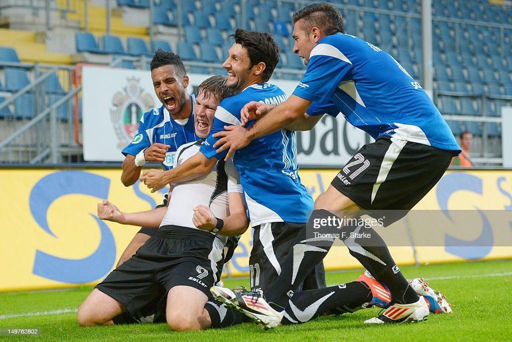 Arminia Bielefeld v 1. FC Saarbruecken - 3. Liga