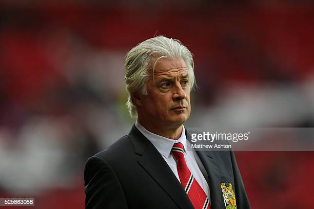 Marcel Bout, chief opposition scout at Manchester United