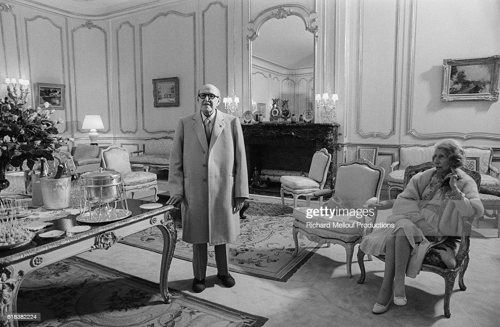 Marcel Dassault at Home : Photo d'actualité