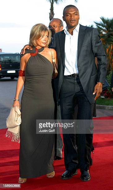 Marcel Desailly Attends The Laureus World SportsAwards Charity Gala Dinner In Monte Carlo