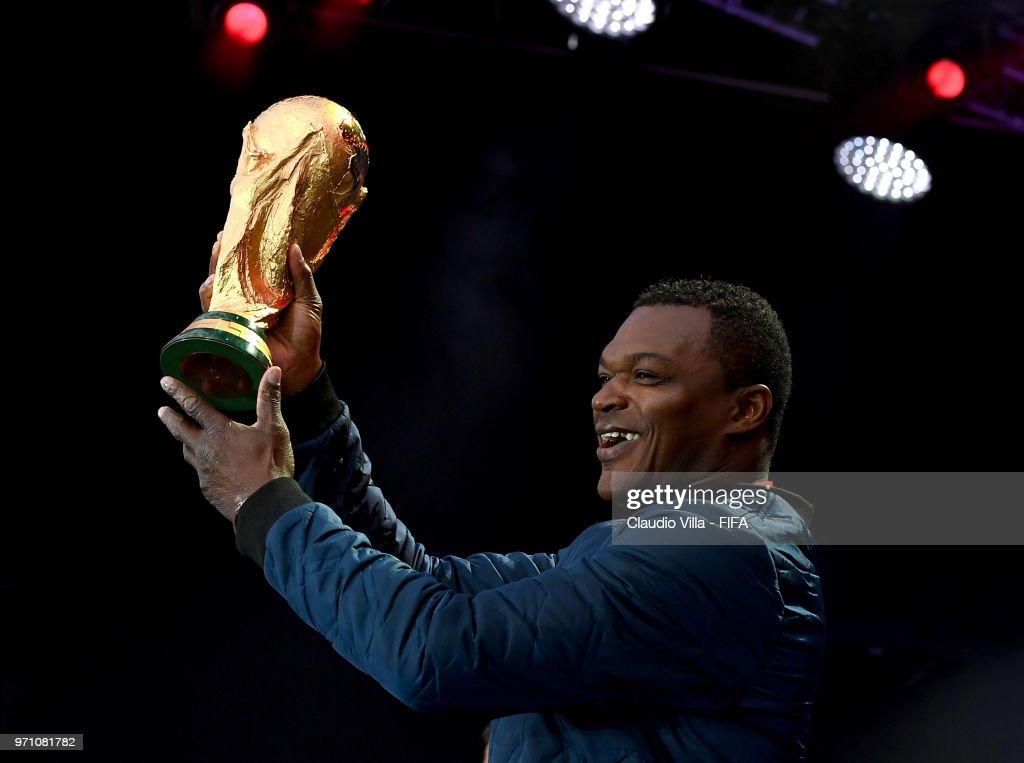 FIFA Fan Fest Kick Off - 2018 FIFA World Cup Russia