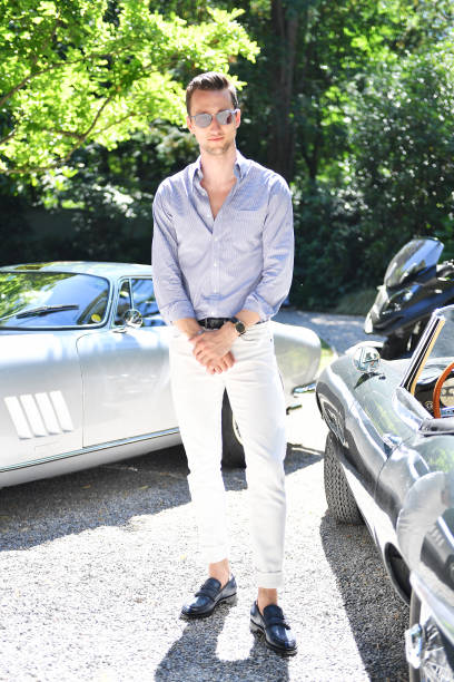 ITA: Tod's - Arrivals and Front Row: Milan Men's Fashion Week Spring/Summer 2020