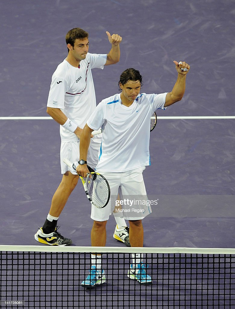 Sony Ericsson Open - Day 4 : News Photo