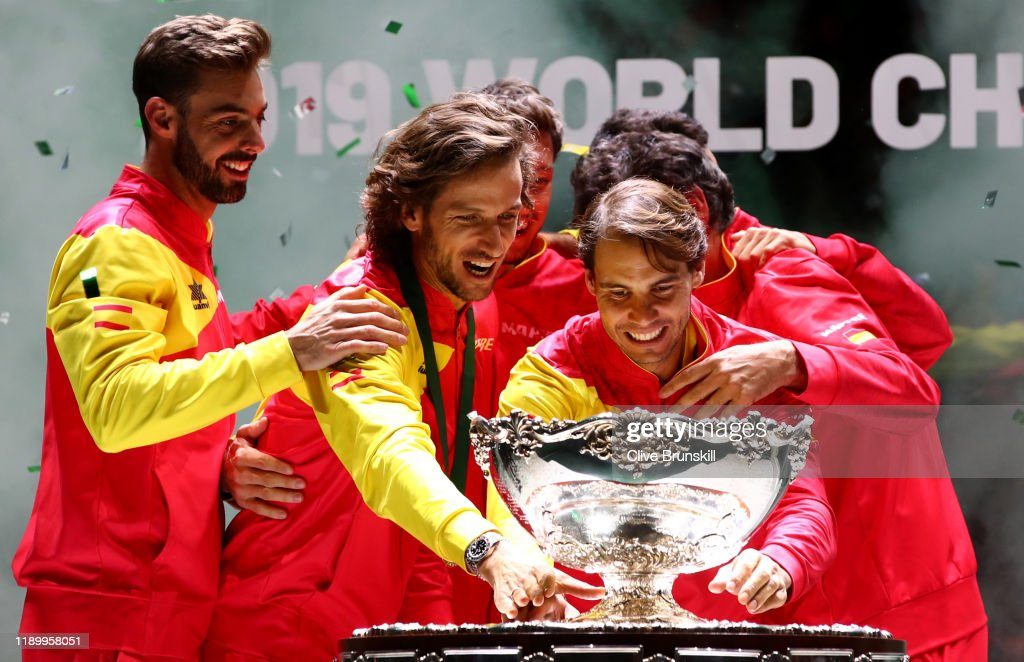 2019 Davis Cup - Day Seven : ニュース写真