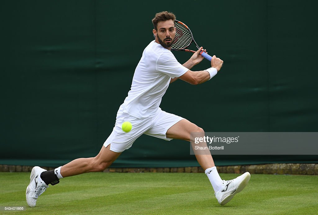 Day Two: The Championships - Wimbledon 2016 : News Photo
