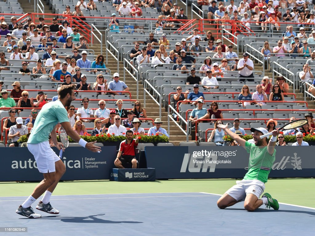 Rogers Cup Montreal - Day 10 : News Photo