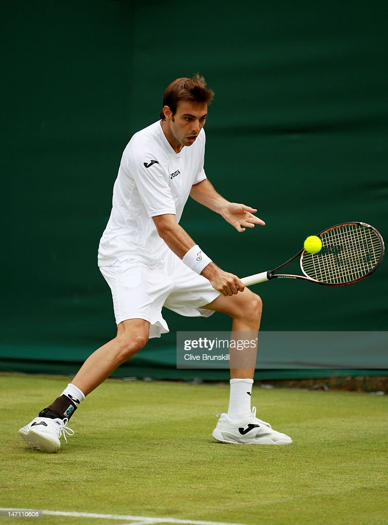 The Championships - Wimbledon 2012: Day One : News Photo
