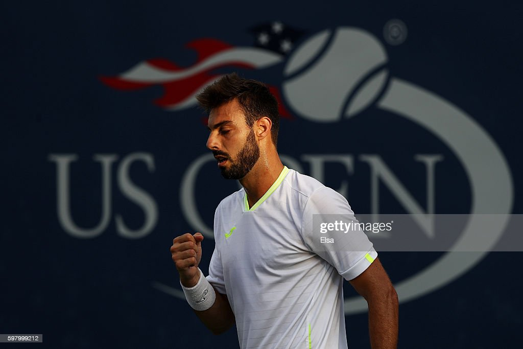 2016 US Open - Day 2 : News Photo