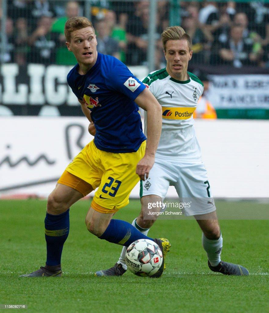 DEU: Borussia Moenchengladbach v RB Leipzig - Bundesliga