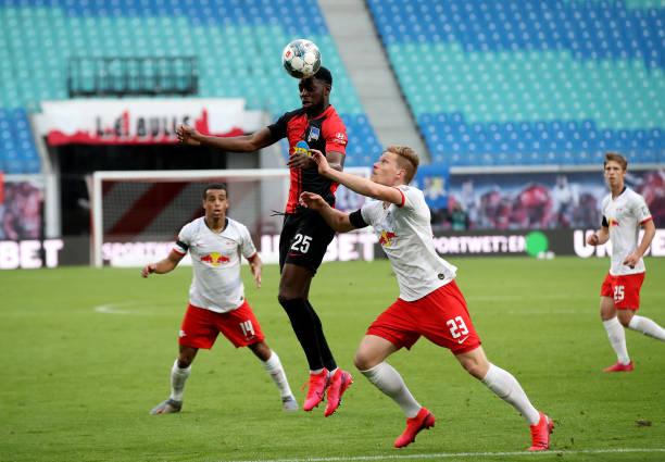 DEU: RB Leipzig v Hertha BSC - Bundesliga
