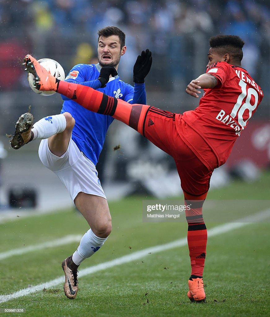 SV Darmstadt 98 v Bayer Leverkusen - Bundesliga