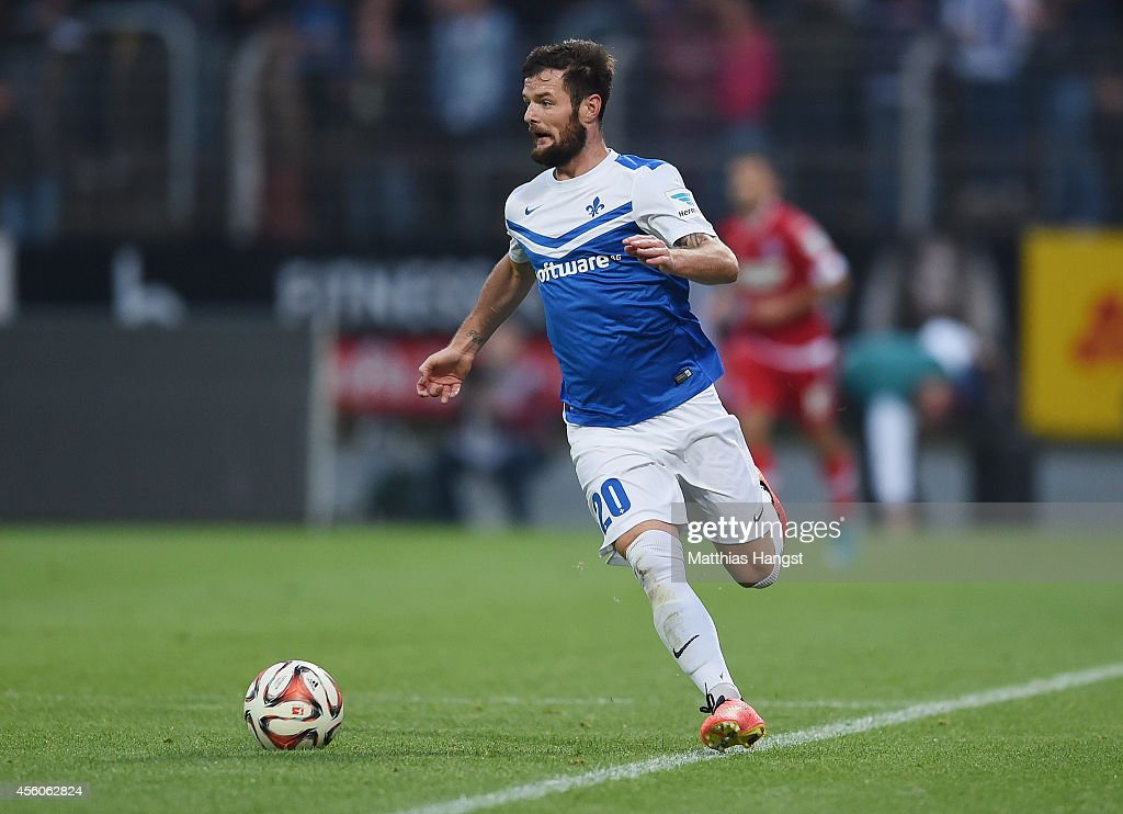 SV Darmstadt 98 v FSV Frankfurt 1899 - 2. Bundesliga : News Photo
