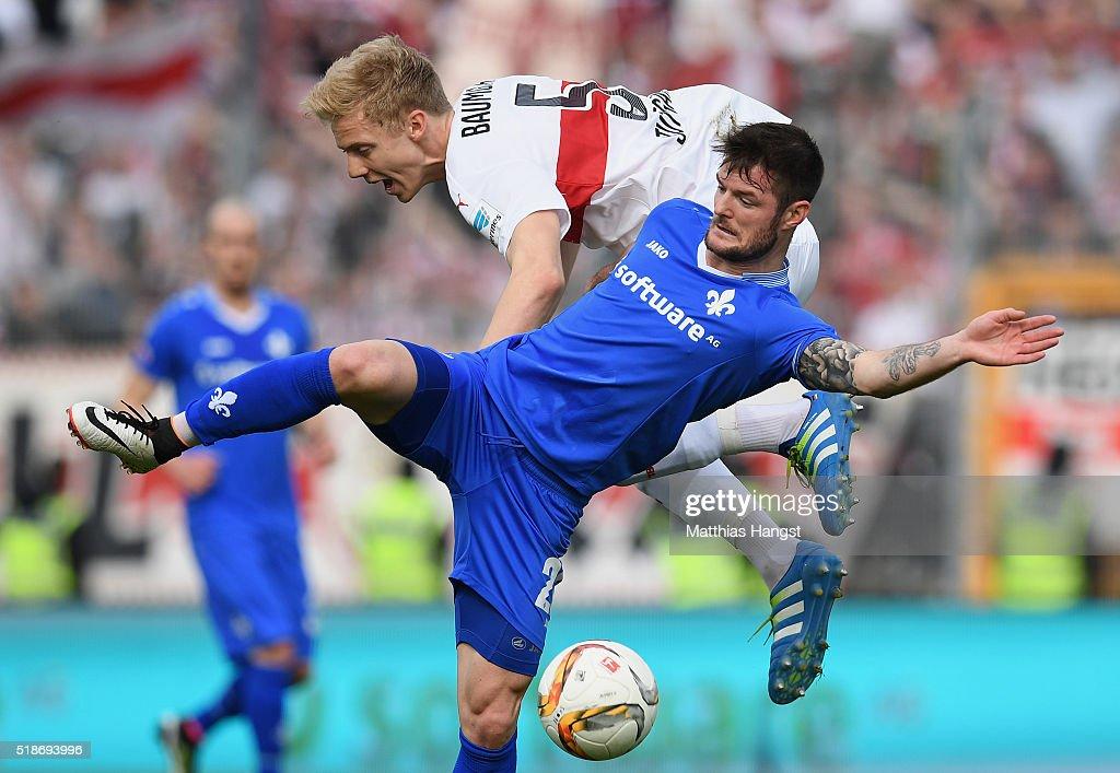 SV Darmstadt 98 v VfB Stuttgart - Bundesliga