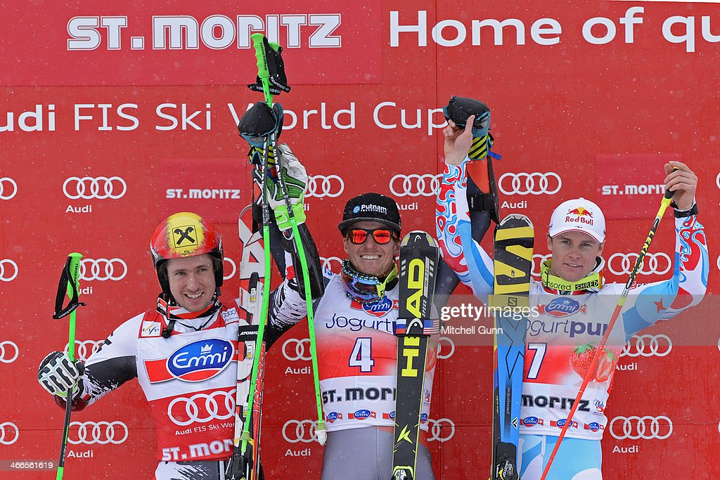 Audi FIS World Cup - Men's Giant Slalom : News Photo