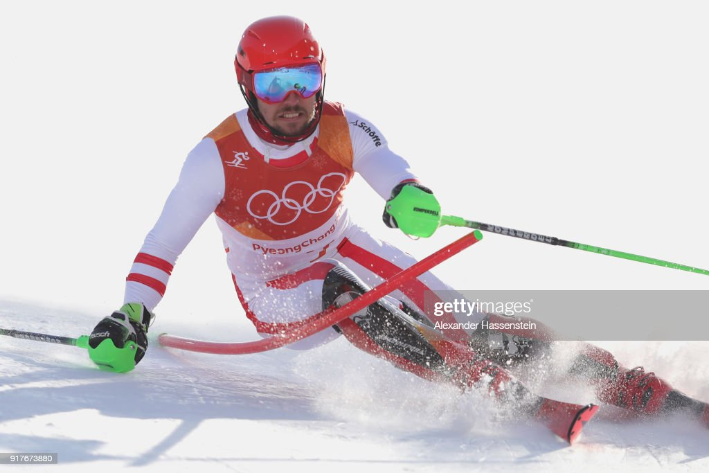 Alpine Skiing - Winter Olympics Day 4 : News Photo