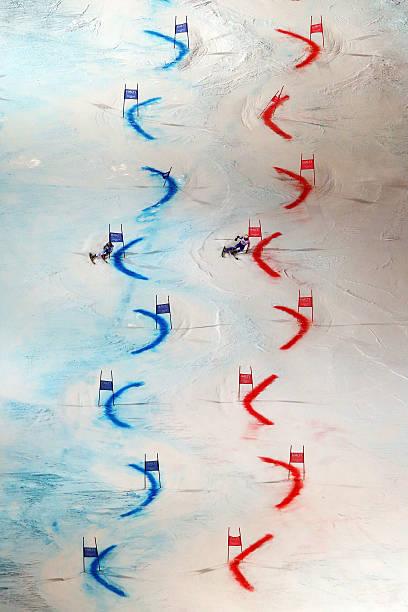 Men and Women's Nations Team Event - Alpine FIS Ski World Championships