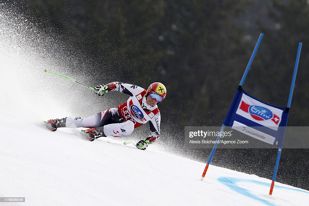 Audi FIS World Cup - Men's Giant Slalom : Foto di attualità