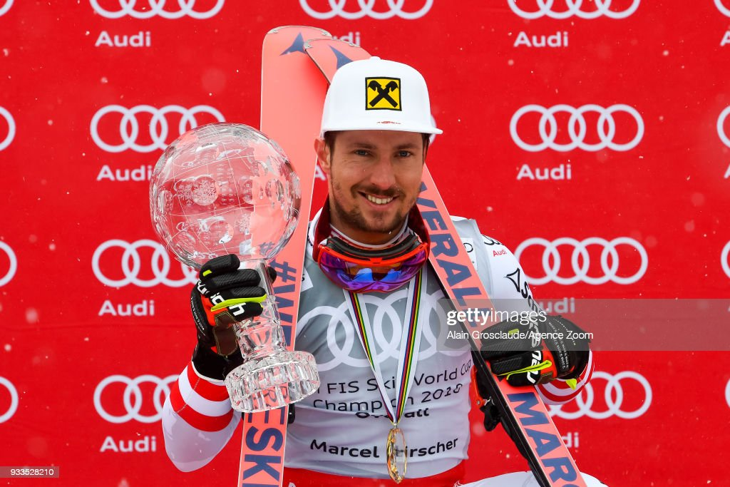 Audi FIS Alpine Ski World Cup Finals - Men's Slalom