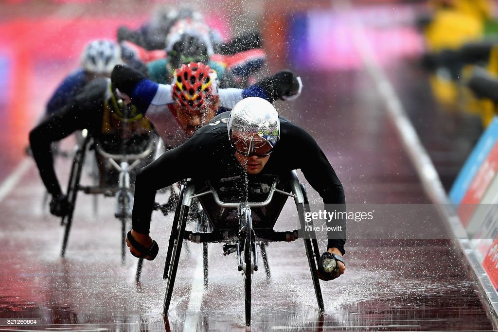 IPC World ParaAthletics Championships 2017 London - Day Ten