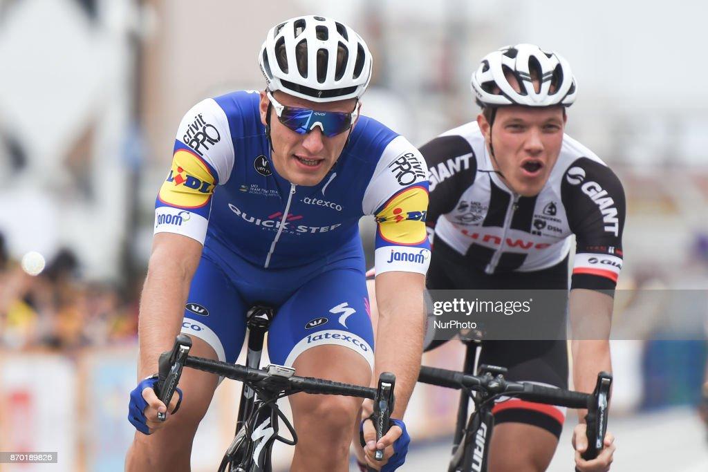 5th Le Tour de France Saitama Criterium 2017 : Nachrichtenfoto