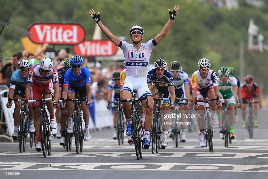 Le Tour de France 2013 - Stage One : ニュース写真
