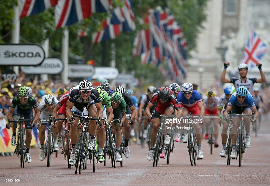Le Tour de France 2014 - Stage Three : ニュース写真