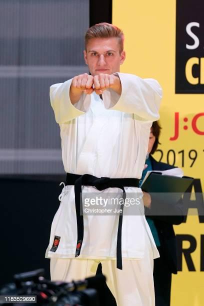 Marcel Kittel of Germany / during the 7th Tour de France Saitama Criterium 2019, Karate show / @LeTour / #SaitamaCriterium / on October 26, 2019 in...