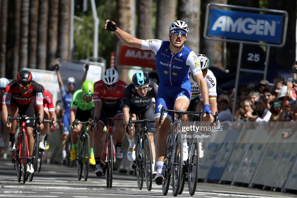 AMGEN Tour of California - Stage 1 Men's: Sacramento : ニュース写真