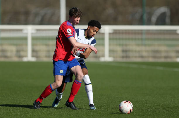GBR: Tottenham Hotspur U23 v Blackburn Rovers U23: Premier League 2