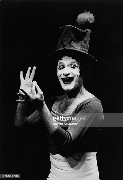 CONTENT] Marcel Marceau1923 2007 This was taken during one of his shows in Tehran Roudaki Hall in 1975