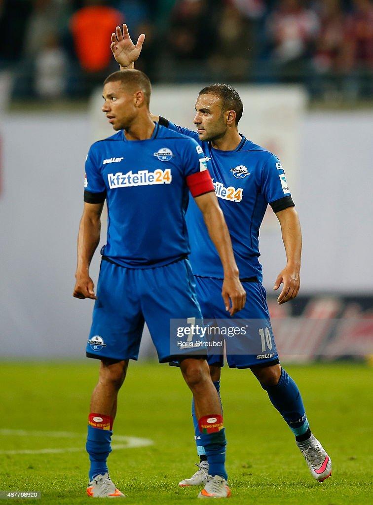 RB Leipzig v SC Paderborn - 2. Bundesliga